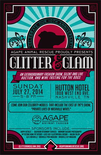 glitter glam 2014